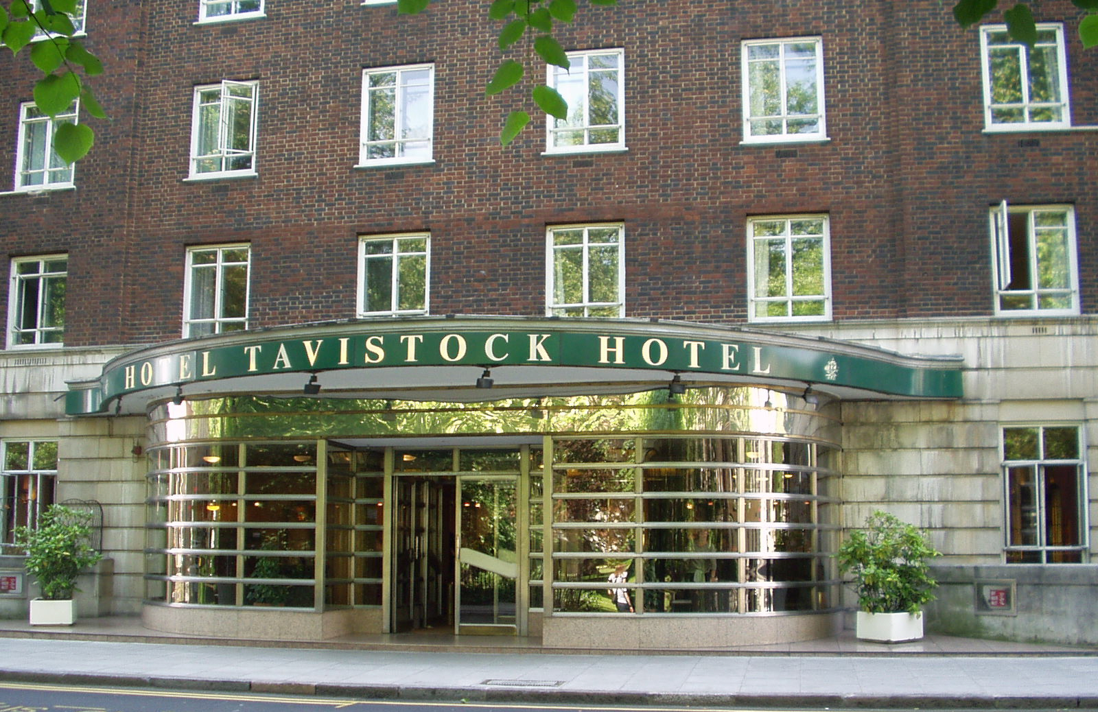 Londra Tavistock Hotel