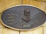 Joyce Plaque Dublin