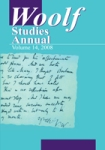 Vol. 14 Woolf Studies Annual