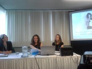"Patrizia Muscogiuri and Melissa Rampelli on ""The Commodified, Colonized Woman"""
