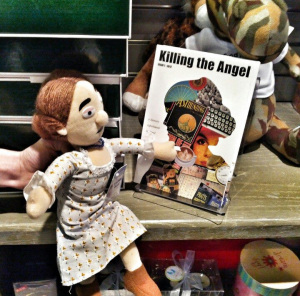virginia woolf killing the angel in the house essay What is the death of the moth by virginia woolf  in this essay, woolf puts the moth in a  women in literature 'killing the angel in the house.