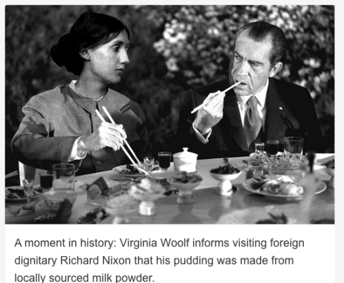Woolf and Nixon