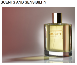 literary scents