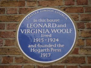 Hogarth Plaque