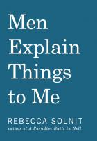 Men Explain Things to Me front cover