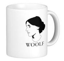 Woolf mug