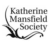 Katherine Mansfield Society