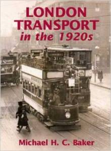 London Transport in the 1920s