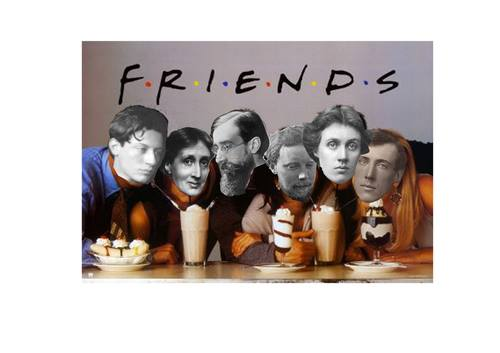 Essays tv show friends