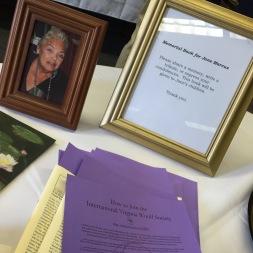 Jane Marcus memorial
