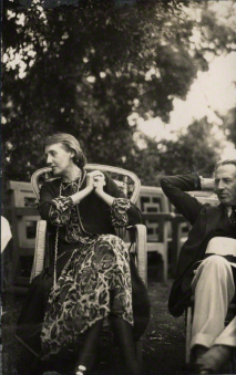 woolf and philip morrell