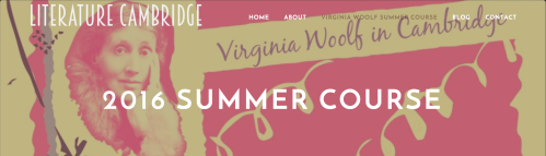 woolf course
