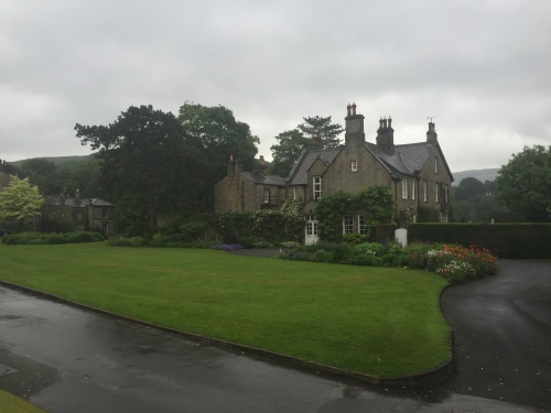 Headmaster's house at Giggleswick School