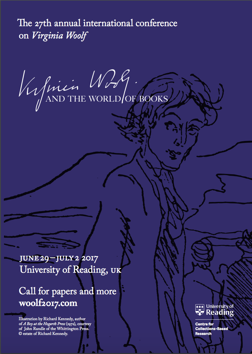 research paper virginia woolf This course provides an overview of virginia woolf's tremendously varied body of   and interpret scholarly research on woolf write a major research essay, two.