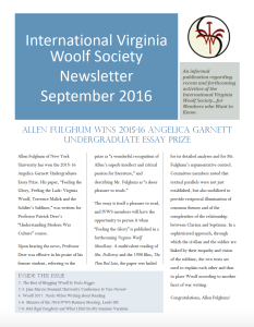 VW Miscellany Sept. 2016
