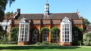 Newnham College Hall