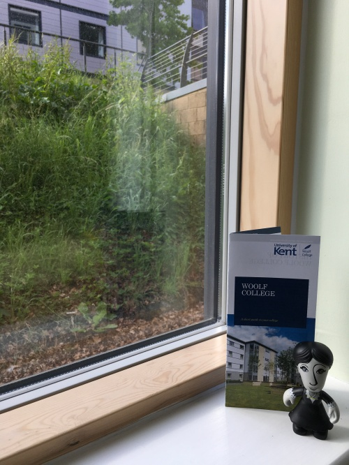 Woolf at Kent